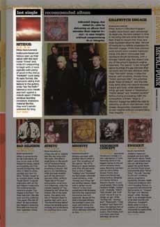 Sain Magazine article